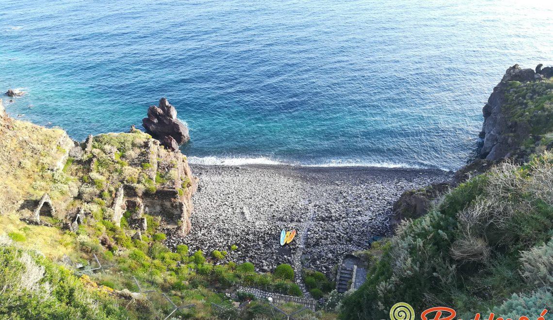 Spiaggia dello Scario - Salina